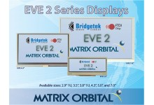 EVE SPI TFT Series Displays