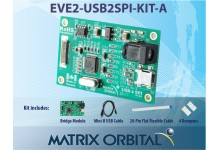 EVE2 USB to SPI Bridge Release