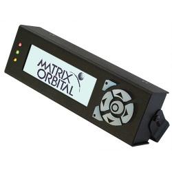 External LCDs