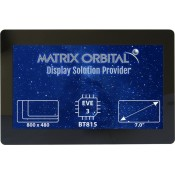 800x480 Graphic TFT Display