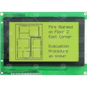 240x128 Graphic LCD Display