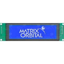 240x64 Graphic LCD Display