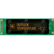 20x2 Character lcd display