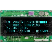 20x4 Character VFD Display
