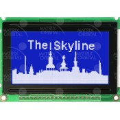 128x64 Graphic LCD Display
