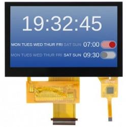 480x272 IPS TFT 1U Display