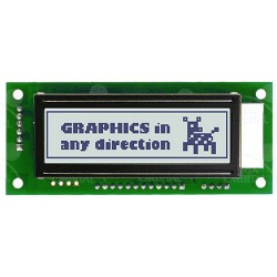 122x32 Graphic LCD Dispay